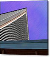 Roofer Madness  Canvas Print