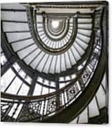 Rookery Stairway Canvas Print