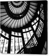 Rookery Stairwell Canvas Print