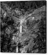 Root Creek Falls Canvas Print
