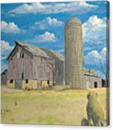 Rorabeck Barn Canvas Print