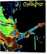 Pastel Rocker Canvas Print