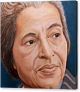 Rosa Park Canvas Print