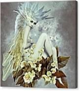 Rose Fairy Canvas Print