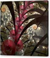 Rose Hip Bush Canvas Print
