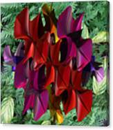 Rose Orchid Canvas Print