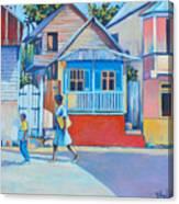 Roseau Canvas Print