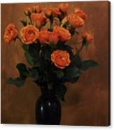 Roses For My Sweetheart Canvas Print