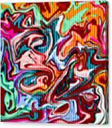 Rosie Dande Canvas Print