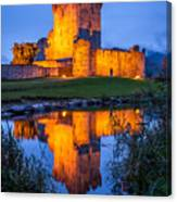 Ross Castle Killarney Ireland Canvas Print