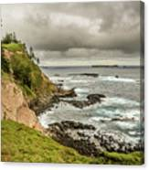 Ross Point 1 Canvas Print