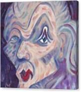 Rotten Mood Canvas Print