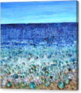 Rough Sands Canvas Print