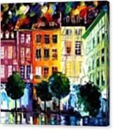 Rouin France Canvas Print