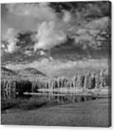 Round Lake State Park 6 Canvas Print