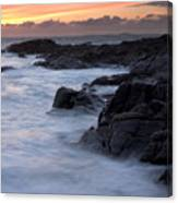 Roundstone Sunset Canvas Print