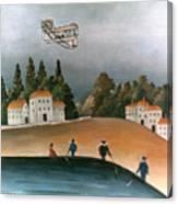 Rousseau: Fishermen, 1908 Canvas Print