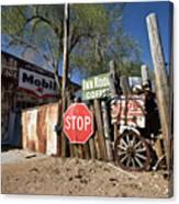 Route 66-56 Canvas Print