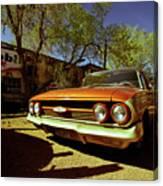 Route 66-57 Canvas Print