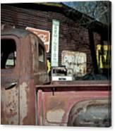 Route 66-60 Canvas Print
