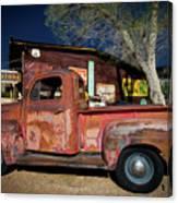 Route 66-61 Canvas Print