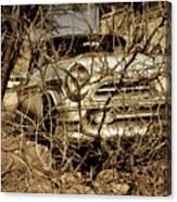 Route 66-66 Canvas Print