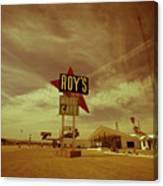 Route 66-82 Canvas Print