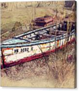 Rowboat Modified Canvas Print