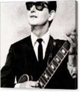 Roy Orbison, Legend Canvas Print