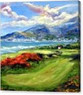 Royal County Down Canvas Print