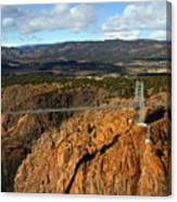 Royal Gorge Canvas Print