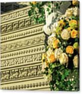 Royal Palace Shrine 04  Canvas Print