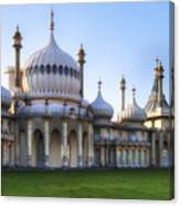 Royal Pavilion Brighton Canvas Print