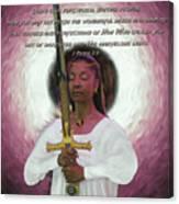 Royal Priesthood Canvas Print