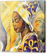 Royal Spirit Canvas Print