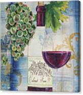 Royal Wine-a Canvas Print