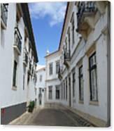 Rua Do Aljube Canvas Print