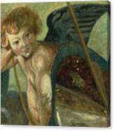 Ruben's Angel Canvas Print