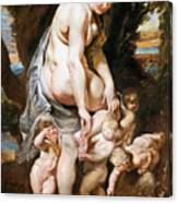 Rubens: Venus, C1606-09 Canvas Print