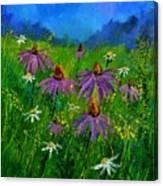 Rudbeckias 4551 Canvas Print