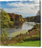 Ruddiman Pond Canvas Print