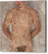 Rudy G. 2-1 Canvas Print