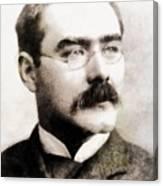 Rudyard Kipling, Literary Legend Canvas Print
