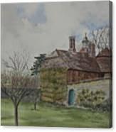 Rudyard Kipling's Bateman's Canvas Print