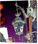 Rue Du Dragon Canvas Print