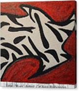 Rug Canvas Print