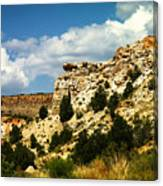 Rugged New Mexico Canvas Print
