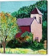 Ruidoso Canvas Print