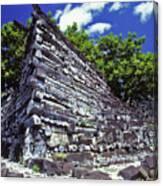 Ruins Of Nan Madol Canvas Print