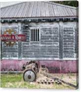Rum Factory Canvas Print